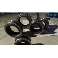 rubber expansion joint DN500 PN16 bar L=200 EPDM thumbnail image