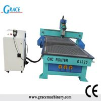 Heavy Duty 3d Cnc Wood Milling Machine 3 Axis Wood 1325 Cnc Router