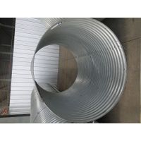 Bolted Nestable Metal Culvert PipeCorrugated Metal Culvert suppliers in China thumbnail image