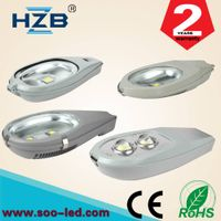 slivery grey color 30w led street lamp