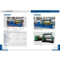 XK-450 Rubber Mixing Mill/Rolling Machine/Rolling Mill