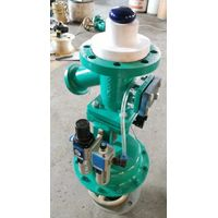 Glass-lined Pneumatic Diaphragm Flush Valve