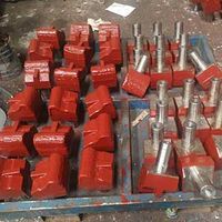 China Manufacturer Alloy Cutter for Crusher thumbnail image