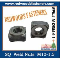 Square weld nut N-DS564-1