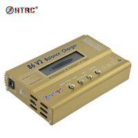 B6V2 80W Battery Balance Charger Discharger for LiHV LiPo LiIon LiFe NiCd NiMH PB Battery thumbnail image