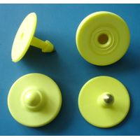 RFID Livestock Eartag with Laser ISO11784/11785 Compliant