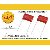 JFLA Dipped Metallized Polypropylene Film Capacitor For Capacitive Divider thumbnail image