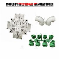 Plastic Injection Mold Pipe Mold PVC Fitting Mold thumbnail image