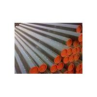 Seamless Steel Pipe , and Heat-Exchanger Tubes ASTM A53 GR.B