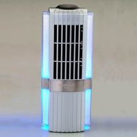 Plug-in Ionic Air Purifier with LED Night Light