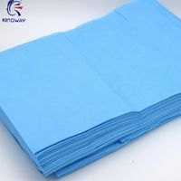 Waterproof non woven for disposable bed sheet