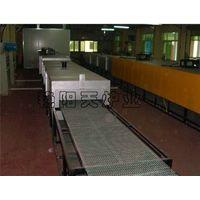 hot blast circulation  drying line