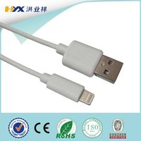Hot selling original MFI cable for iphone 5 usb cable cheap price wholesale mfi usb data cable for i