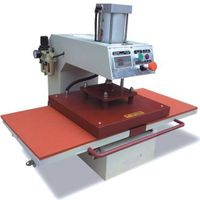 Pneumatic heat press