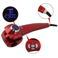 Wholesale Hot Easy Curl Curling Iron New Automatic LCD Hair Curler