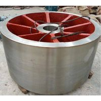 Thrust Roller/Support roller for Rotary kiln