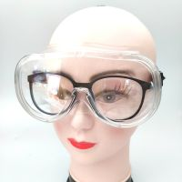 Factory wholesale anti-fog goggles HD transparent anti-foam media goggles