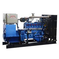 200kW biogas generator power plant