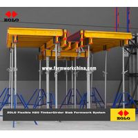 ZOLO Flexible H20 Timber Beam Girder Slab Formwork System