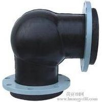flanged Synthetic Rubber Elbow