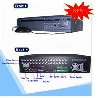 H.264 16 Cameras /CCTV System Kits(16Cams DVR Surveillance System) thumbnail image
