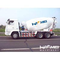 HM8-D Concrete Mixer Truck