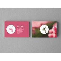 Business card paper thumbnail image