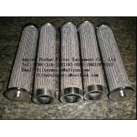 water stainless steel filter element filter cartridge