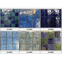 98x98mm swimming Pool Tile / Ceramic Mosaic Tile thumbnail image