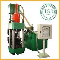 SBJ-3600 Metal Chips Briquette Press