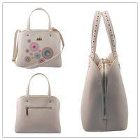 Guangzhou Supplier Designer Printed Ladies Handbag (L5003)