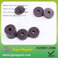 various shaped injection bonded magnet