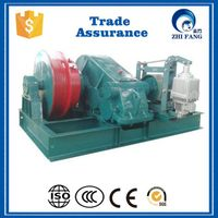 High Quality Low Price China Boat Trailer Fishing Electric Winch thumbnail image