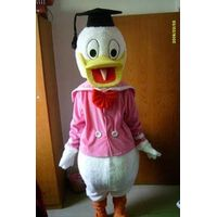 mascot costume ,charater costume ,fur costume Donald Duck