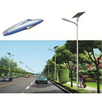 High -Brightness 60W LED Solar Power Street Light