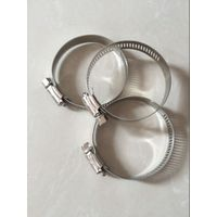 Stainless steel hose clamp in Low MOQ and good quality