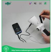 Dynamo solar torch AM/FM radio