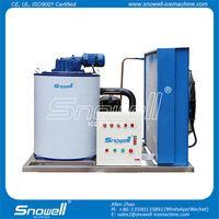 Ice Making Machine 1T Per Day Flake Ice Machine
