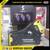 High quality hydraulic breaker hammer