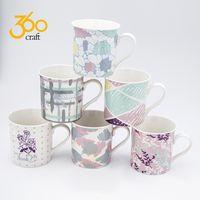 Promotional Square Shape Drink Coaster Ceramic Stone Material thumbnail image