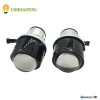 Hot Car Fog light Bi-xenon projector HID lens with angel eye thumbnail image