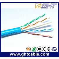 UTP cat6A 0.56mmCCA network cable