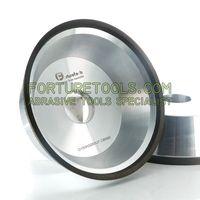 Resin bond flaring cup diamond CBN grinding wheel thumbnail image