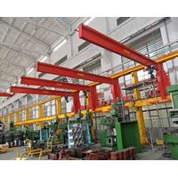 wall travelling jib crane with best price for sales thumbnail image