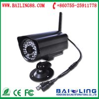Multi-function wireless home security alarm system with Night Vision Camera BL-E9