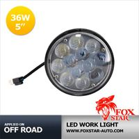 5.75 Inch Sealed Beam LED Work Light and Headlight