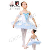 Blue Windmill Ballet Dress--ballet tutu