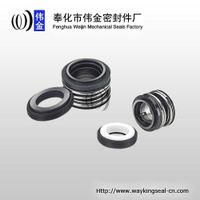 elastomer bellow pump shaft seal