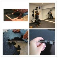 wearable wholesale rubber  gym mats