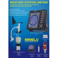 Multi-Functional 10.4 Inch Weather Station System